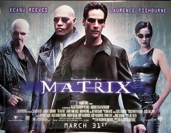 МАТРИЦА 1999 (THE MATRIX )